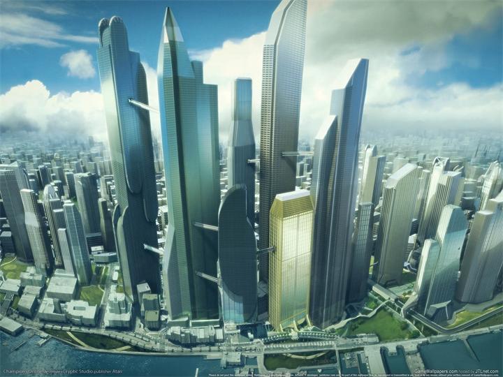 Лестница в небо: небоскребы мира