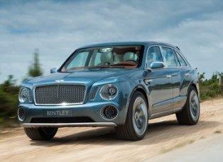 В Bentley дали «зеленый свет»