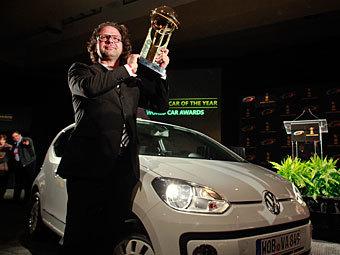 Названо лучшее авто 2012 года