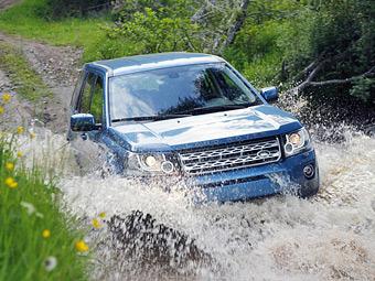 Land Rover сделал обновленный Freelander
