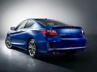 Новый седан и купе Honda Accord