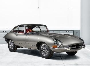 Jaguar построит 10 «новых» E-Type