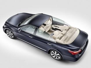 Флагманский седан Lexus