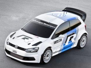 Volkswagen Polo выступит в ралли