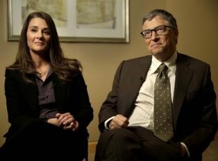 Чету Гейтс признали самой богатой в мире
