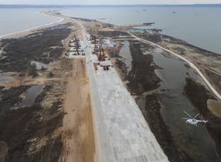 «Утопия» моста Кубань-Крым