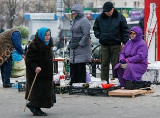 ООН: украинцы за чертой бедности