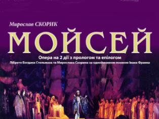День Соборности и опера «Моисей»