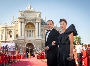 Торжественное открытие 7-го Одесского кинофеста