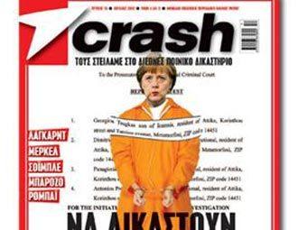 Журналисты обвинили Меркель в геноциде