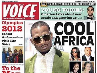 Газета для темнокожих попадет на Олимпиаду