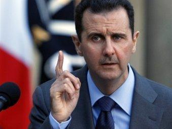 Асад рассказал о ракетном ударе