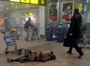 Брюссельская детонация