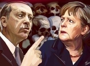 Германия, Турция и Третий рейх