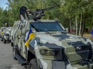 Украина в десятке торговцев оружия