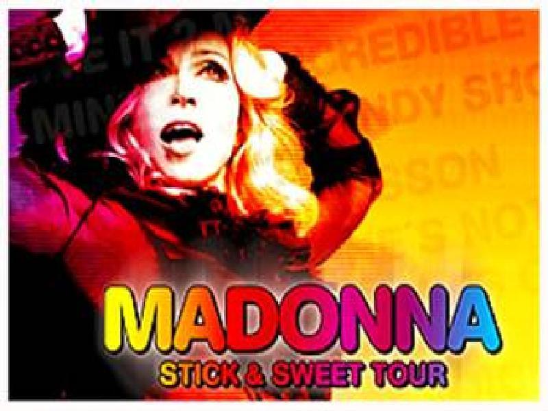 В Румынии концерт Мадонны