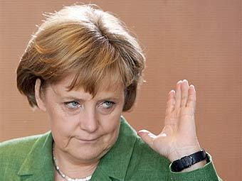 Меркель не будет в Москве 9-го Мая