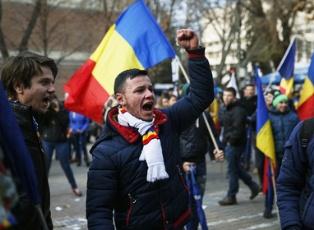 Марш за Молдову с Румынией