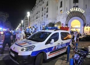 Теракт в Ницце унёс жизни 84 человек