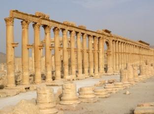 Восстановить Пальмиру – Асад