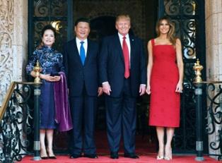 США: переговоры с Си Цзиньпином