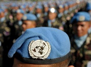 Украина просит у ООН миротворцев