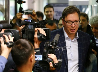 Сербия выбрала президента