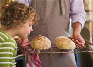 Свежий хлеб для пилигримов