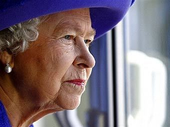 Елизавета II пошутила о себе
