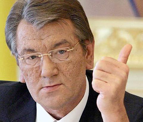 Ющенко не поддерживают две трети населения