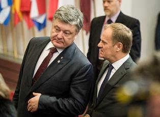 Порошенко отвёз список Савченко