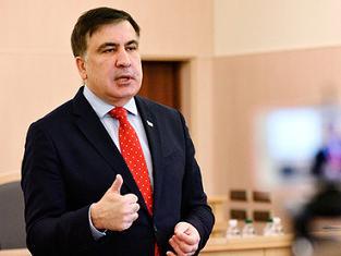 Саакашвили вновь опробует марш