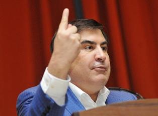 Саакашвили vs Порошенко