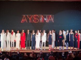 UFW: бренд AYSINA F/W `16-17