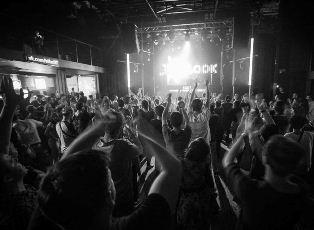 Official Kiev Launch Party в клубе Atlas