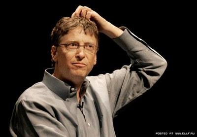 Жидкий презерватив от Билла Гейтса