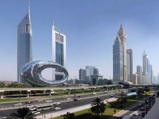 Музей будущего появится в Дубае