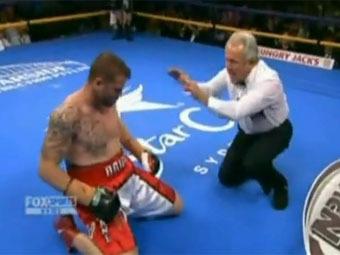 Австралийского боксера заподозрили в сдаче боя
