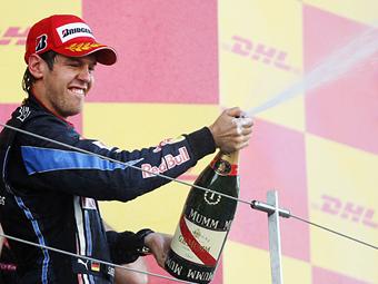 Феттель взял Гран-при Монако