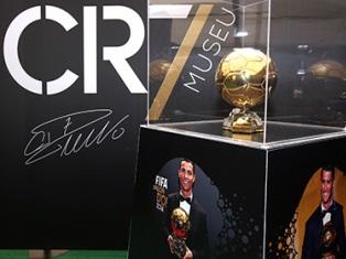 Роналду стал лучшим в 2016 году по версии ФИФА