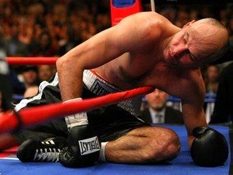Роман Кармазин не выиграл чемпионский бой