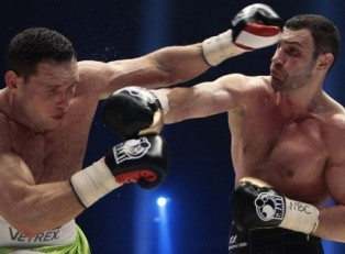 Виталий Кличко отстоял титул