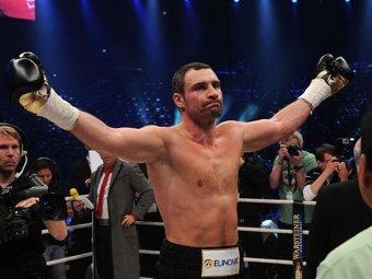Виталий Кличко согласился на бой с Дэвидом Хэем