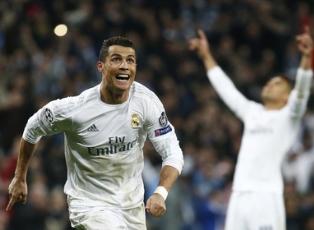 Хет-трик Роналду вывел «Реал»