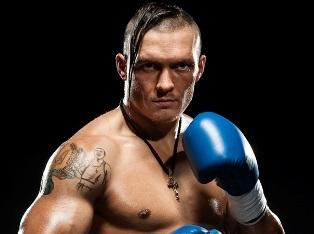 Наша новая легенда бокса